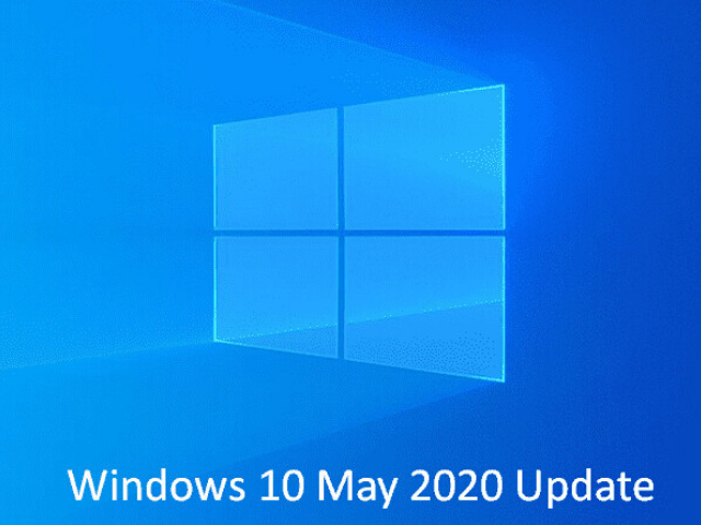 Windows 10 May 2020 update se ha liberado!